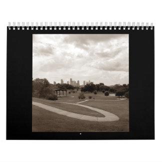 Houston 2008 - Aangepaste II Kalender