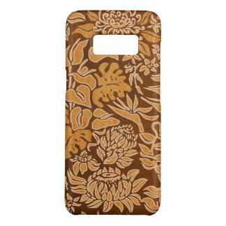 Hout van Protea Faux van de Ochtend van Kauai het Case-Mate Samsung Galaxy S8 Hoesje