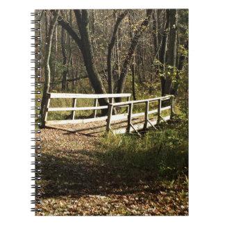 Houten Brug Notitieboek