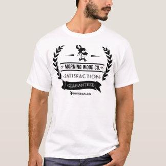 Houten Co. van de ochtend T Shirt
