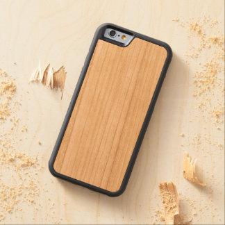 Houten iPhone6/6s Hoesje van de Bumper