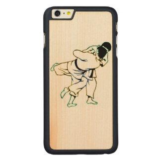 Houten iPhone6/6S Hoesje van Jitsu van Jiu