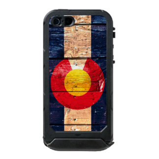 Houten iphonehoesje van Colorado Incipio ATLAS ID™ iPhone 5 Hoesje