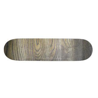 Houten Skateboard 1