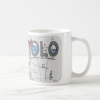 """HP2352 Planeet"""" Levend YOLO de """"van Harold eens Koffiemok"""