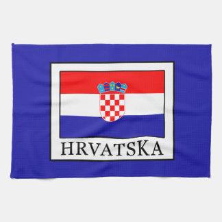 Hrvatska Theedoek
