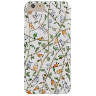 huid-en-zoek barely there iPhone 6 plus hoesje