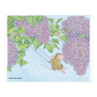 Huis-muis Designs® - Briefkaart