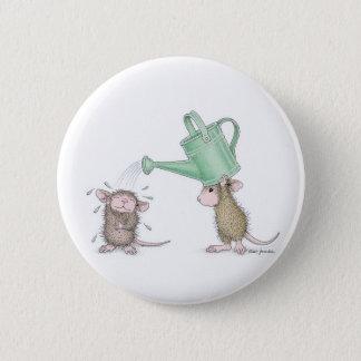 Huis-muis Designs® - Spelden Ronde Button 5,7 Cm
