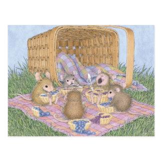 Huis-muis het Briefkaart van Designs®