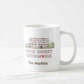 Huis van de Motor van het huis het Zoete, de Reis Koffiemok