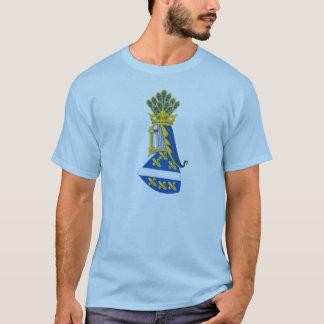 Huis van de T-shirt van CREST van Kotromanic -