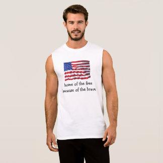 Huis van de Vrije Amerikaanse Overhemden van de T Shirt
