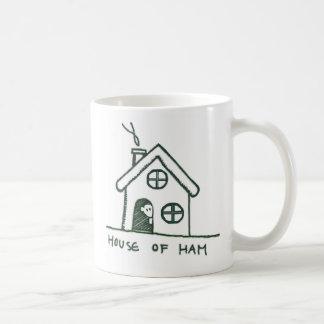 huis van hamster uitgegeven whiteout, 2007, 18 koffiemok
