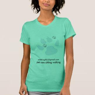 Huisbewaarder van de Babysitter van het Huisdier T Shirt