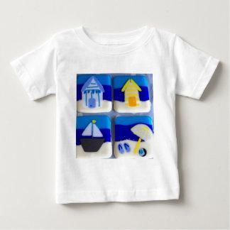 Huizen 1 baby t shirts
