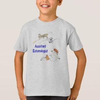 Hulp Entomoloog T Shirt