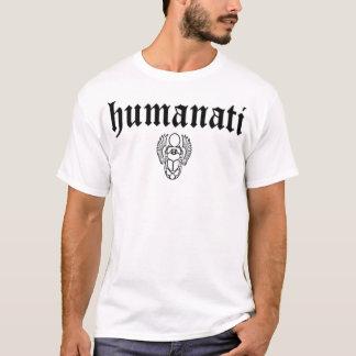 Humanati - Gevleugelde Mestkever T Shirt