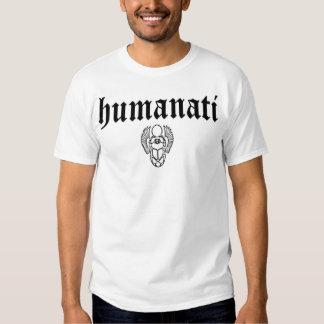Humanati - Gevleugelde Mestkever T-shirts