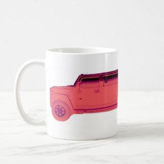 hummer limo koffiemok