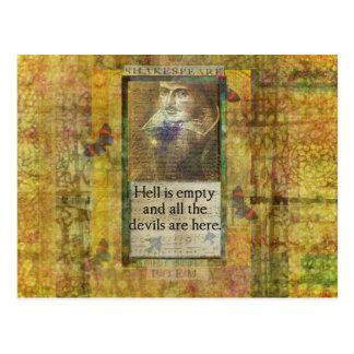 Humoristische de kunstwoorden van het CITAAT van Briefkaart