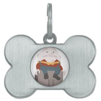 Humpty Dumpty Huisdieren Naamplaatjes