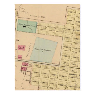Huntington, West-Virginia Briefkaart