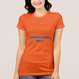 Hup Holland Hup, Nederland Nederlandse Koningsdag T Shirt