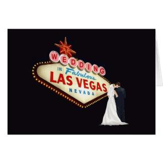 HUWELIJK in de Fabelachtige Kaart van Las Vegas