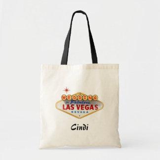 HUWELIJK in de Fabelachtige Zak van Las Vegas Draagtas