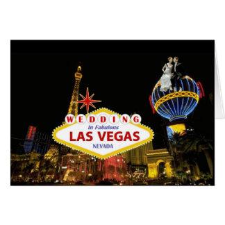 Huwelijk in Fabelachtig Las Vegas met Bruid & Briefkaarten 0