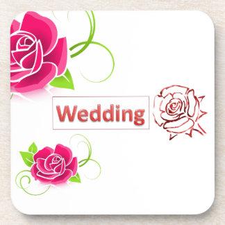 huwelijk onderzetter