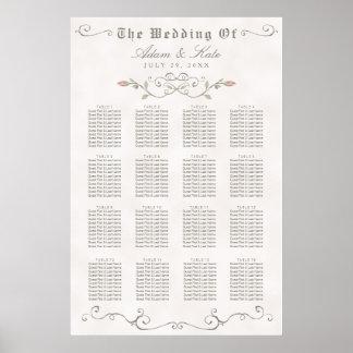 Huwelijk van de Schoonheid van GRAFIEK 121- 160% Poster