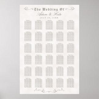 Huwelijk van de Schoonheid van GRAFIEK 251- 300% Poster
