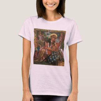 Huwelijk van St George, Prinses Sabra door T Shirt