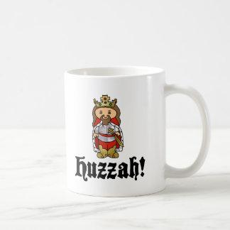 HUZZAH! De mok van Arthur van de koning