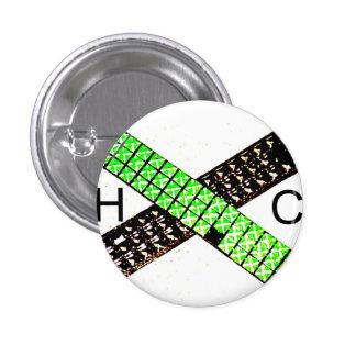 HxC Ronde Button 3,2 Cm