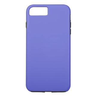 HYACINT LICHTE (stevige blauwe kleur) ~ iPhone 8/7 Plus Hoesje