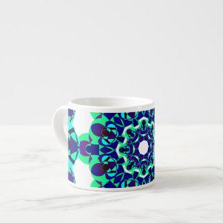 Hypnotic Mandala Espresso Kop