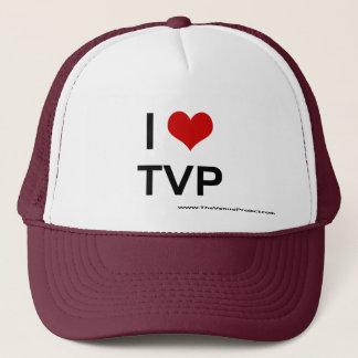 I <3 TVP TRUCKER PET