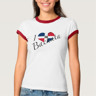 I ❤ Bachata T Shirt