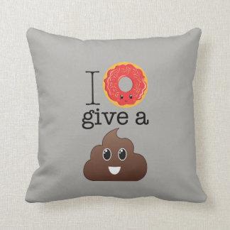 I de Doughnut geeft een Decoratief Achterschip Sierkussen