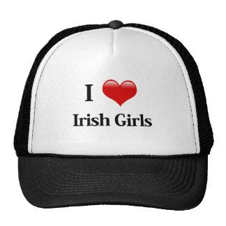 I de Ierse Meisjes van het Hart Petten Met Netje