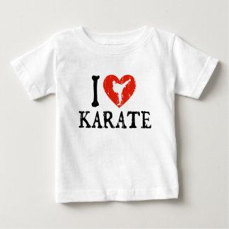I de Karate van het Hart - Meisje Baby T Shirts