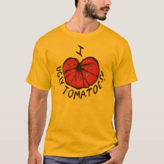 I de Lelijke Tomaten van het Hart! T Shirt