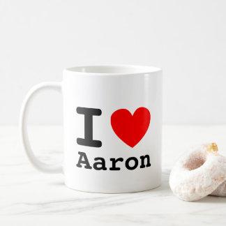 I de Mok van Aaron van het Hart