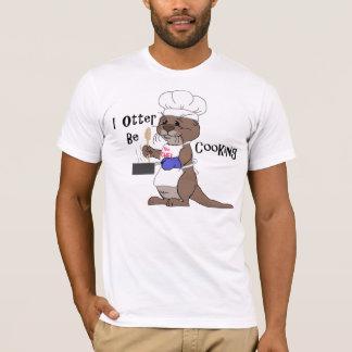 I de Otter kookt T Shirt