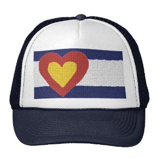 I de Producten van de Vlag van hartColorado! Mesh Petten
