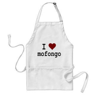 I de Schort van Mofongo van het Hart