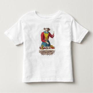 I de Tovenaar, zeven tarotkaarten Kinder Shirts